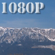 Snowy Mountains Panorama 2 - VideoHive Item for Sale