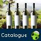 Wine Brochure / Catalogue - GraphicRiver Item for Sale