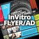 InVitro Business Flyer / Ad Template - GraphicRiver Item for Sale