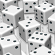 dice background - GraphicRiver Item for Sale