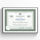 Certificate Template - GraphicRiver Item for Sale