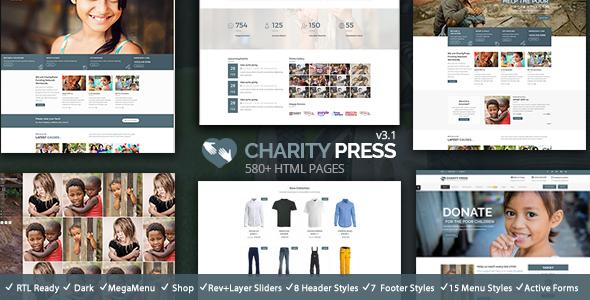CharityPress - organizacja charytatywna non-profit