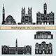 Washington V2 Landmarks and Monuments - GraphicRiver Item for Sale