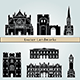 Exeter Landmarks and Monuments - GraphicRiver Item for Sale