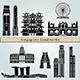 Singapore V2 Landmarks and Monuments - GraphicRiver Item for Sale