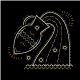 Thin Line Zodiac Aquarius Label - GraphicRiver Item for Sale