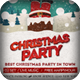 Christmas Flyer/Poster/Card Retro Vol.16 - GraphicRiver Item for Sale