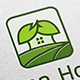 Green Home - GraphicRiver Item for Sale