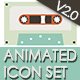 Awesome Animation Icons Set - VideoHive Item for Sale