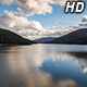 Clouds over Lake Dam - VideoHive Item for Sale