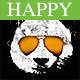 Happy Optimistic