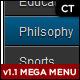 HTML5/CSS3 Drop Down Menu - CodeCanyon Item for Sale