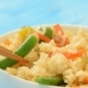 Vegetarian Food - White Rice With Vegetables - VideoHive Item for Sale