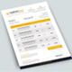 Corporate Invoice - GraphicRiver Item for Sale
