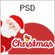Christmas & New Year PSD Template - ThemeForest Item for Sale