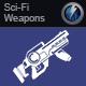 Sci-Fi Weapon SFX Pack 4