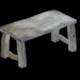 Old Table - Eski Masa - 3DOcean Item for Sale