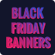 BlackFriday Banners Ads