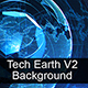 Tech Earth V2 / Background - VideoHive Item for Sale