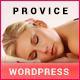 Provice WordPress Landing Page Theme - ThemeForest Item for Sale