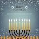Vector Hanukkah Background - GraphicRiver Item for Sale
