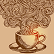 Hand-Drawn Cup of Coffee Doodle - GraphicRiver Item for Sale