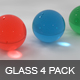 Glass Material (4 pack) for C4D - 3DOcean Item for Sale