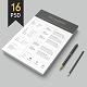 CV / Resume Mockup - GraphicRiver Item for Sale