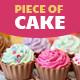 Piece of Cake - Food WordPress Theme - ThemeForest Item for Sale