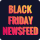 BlackFriday NewsFeed Banners Ads - 16 PSD [02 Size Each]