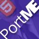 CV, Resume, vCard & Portfolio Template   PortMe - ThemeForest Item for Sale