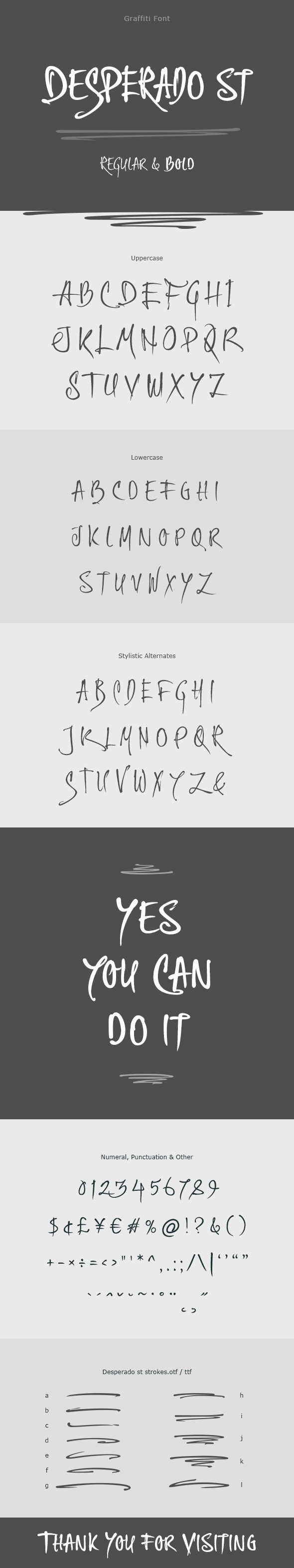 Graffiti fonts from graphicriver