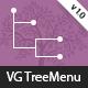 VG TreeMenu - Tree menu for WordPress and WooCommerce - CodeCanyon Item for Sale