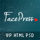 FacePress - Community Content Sharing - ThemeForest Item for Sale