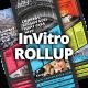 InVitro Rollup Banner Template - GraphicRiver Item for Sale