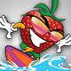 Radical Fruits Creation Kit - GraphicRiver Item for Sale