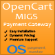 MIGS OpenCart Payment Gateway - CodeCanyon Item for Sale