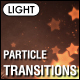 Shiny Particles Transition vol.2 - Light - VideoHive Item for Sale