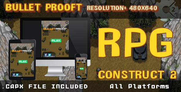 Bullet Prooft – RPG – (.CAPX)