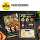 Italian Restaurant Flyer - GraphicRiver Item for Sale