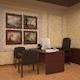 3d Office Design - 3DOcean Item for Sale