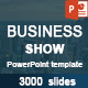 Business Show Powerpoint Presentation Template - GraphicRiver Item for Sale