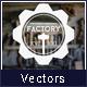 Workshop Useful Vector Badges Logos - GraphicRiver Item for Sale