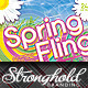 Download Spring Fling Dance Flyer Template from GraphicRiver