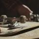 Restoration of the Old Skateboard - VideoHive Item for Sale
