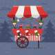 Christmas Market - GraphicRiver Item for Sale