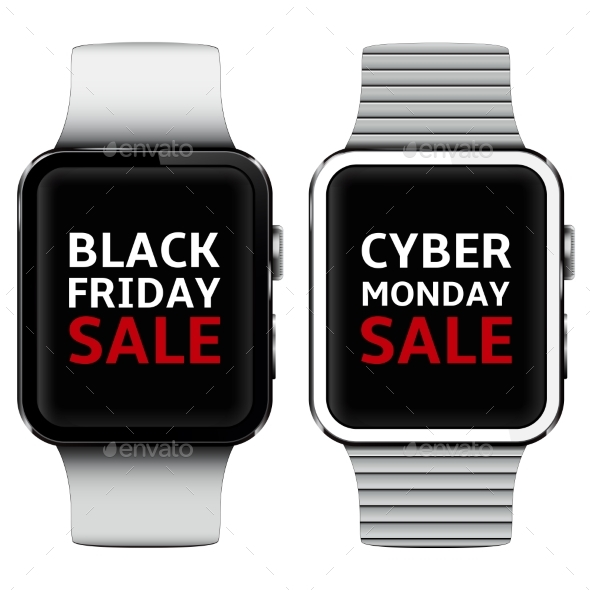 Smart Watches with Black Friday and Cyber Monday