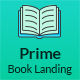 Prime - Responsive Book Landing Page - ThemeForest Item for Sale