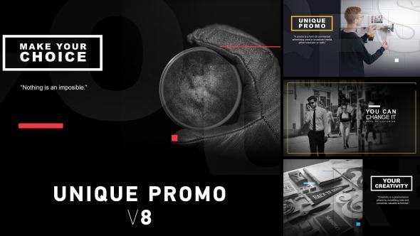 Unique Promo v8   Corporate Presentation