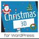 Christmas 3D - Plugin for WordPress - CodeCanyon Item for Sale